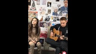 Maggie Lindemann – Knocking on Your Heart (@ Live in Teen Vogue)