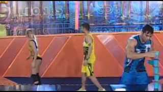 RAFAEL vs JUAN PABLO - TRONCOS CRUZADOS @ ESTO ES GUERRA 04-06-14