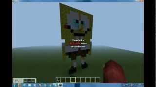 minecraft sponsbob BnV
