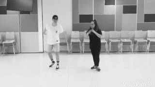 Swalla choreography by Sam Cabilte