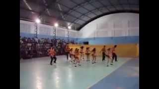 Grupo De Dança Remix - Kuduro