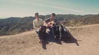 FourFive Seconds (Rihanna) - Sam Tsui & Kurt Schneider Acoustic Cover