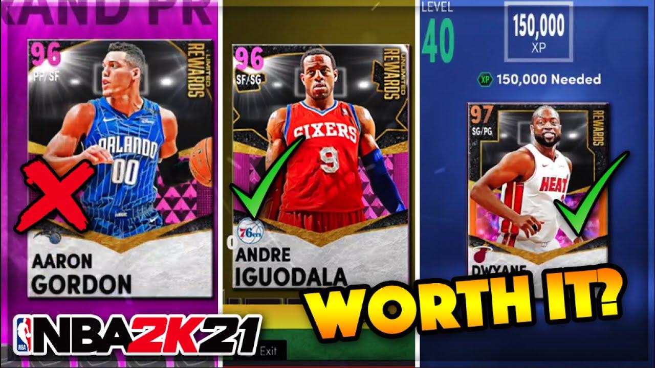 DBG - NBA 2K21 MyTEAM SEASON 3 FREE REWARDS!! WHICH OF THESE ARE WORTH GETTING??