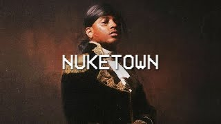 Ski Mask The Slump God - Nuketown (ft. Juice WRLD) | STOKELEY Type Beat