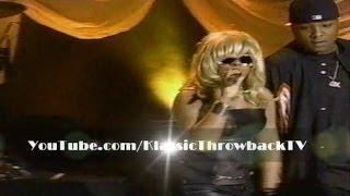 "The Lox ft. Lil' Kim - ""Money, Power, Respect"" Live (1998)"
