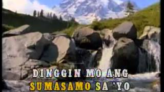 KARAOKE   Carmela Cuneta   Alay Ko Sa  Yo