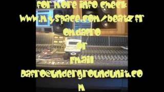 Dafro-Grime soul instrumental