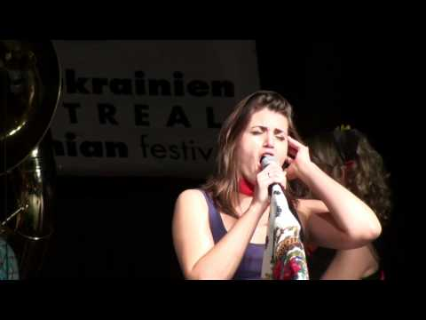 The Lemon Bucket Orkestra [Complete Concert] @ Montreal Ukrainian Festival.