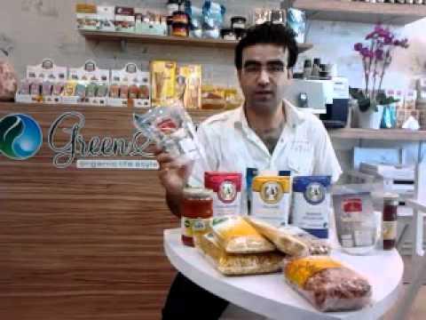 Organik un,tuz,makarna,salça(Green Spot Organik Cafe &Market-Ataşehir)