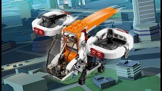 Fly the Drone or Race the Swamp Boat– LEGO® Creator 3in1 Drone Explorer is ready for Action!
