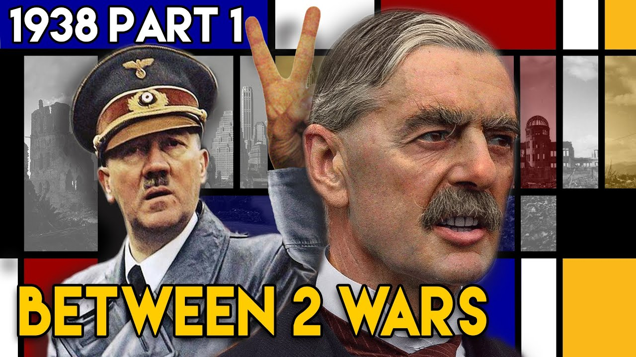 Appeasement - How the West Helped Hitler Start WW2