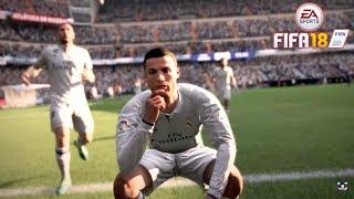 FIFA 18: CRISTIANO RONALDO GOALS & SKILLS | NEW CELEBRATIONS | Trailer Montage - Pirelli7 HD
