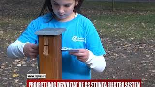 Proiect unic dezvoltat de CS Știința Electro Sistem