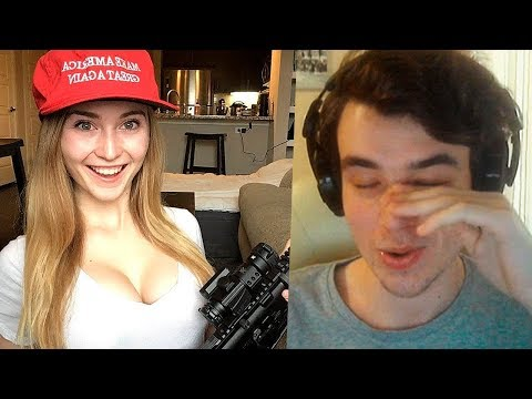 Cringing with Alpha Redpill Girl