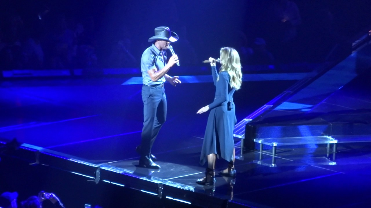 Tim Mcgraw And Faith Hill Ticketmaster Deals August