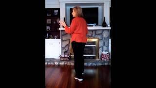 Oklahoma Twist Line Dance Instructions