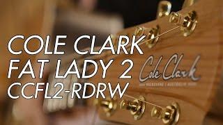 Cole Clark Fat Lady 2 - CCFL2-ECRDRW