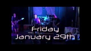 KICK WARREN live @ Club CLOUD 9 , Moncton Jan.29th