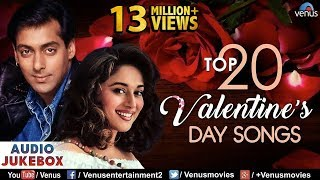 Top 20 Romantic Songs   90's Hindi Love Songs   JUKEBOX   Evergreen Bollywood Romantic Songs