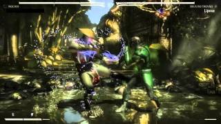 MK X Online - Reptile, Nocivo #4