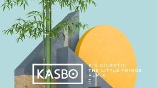 Big Gigantic - The Little Things ft. Angela McCluskey (Kasbo Remix)