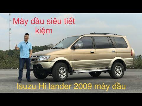 Isuzu Hi lander, 2009 máy dầu 7 chỗ rộng rãi và siêu tiết kiệm.cho các bác lựa chọn.lh.0397021988.