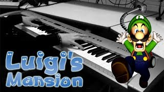 "Luigi's Mansion - ""Main Theme"" [Piano Cover] 