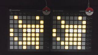 Pokemon Go - Wild Battle Theme Guitar Launchpad MKII Cover + Project File