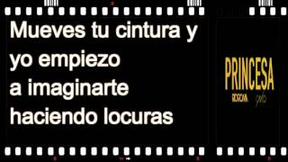 """Princesa"" CNCO ft. RIO ROMA -lyrics-"