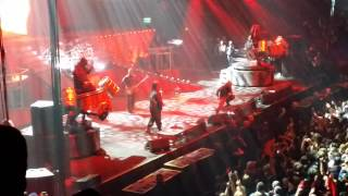 Slipknot - People = Shit live at Rupp Arena. Prepare for Hell Tour 2014