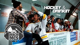 Hockey & Drinkin' - The Wack MC's