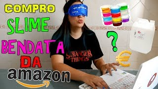 COMPRO SLIME BENDATA DA AMAZON! HO SPESO DAVVERO TANTO! Iolanda Sweets