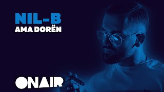 NiiL B - Ama doren (Official Lyrics Video) MIXTAPE