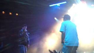 Roses Grew (Frey-Quality & E.N.G.) - Hustle /Pete Rock opener @ KEY Club 5.21.10