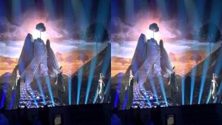 Croatia Eurovision 2017 in 3D - My Friend (Semi Final 2 Dress Rehearsal, Live) - Jacques Houdek