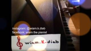 Laura Pausini - It's Not Goodbye (piano cover)