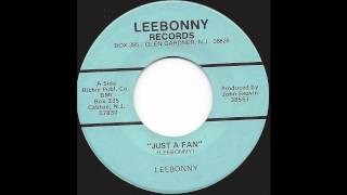 Leebonny (Bonnie Lee Bakely) Just A Fan - '70s Stalker Pop - wife of Robert Blake of Barretta fame