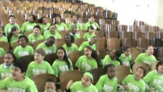 "PS22 Chorus ""KIDS"" by MGMT"
