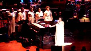 Aretha Franklin Live - Radio City Sept.2009