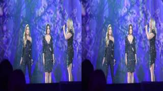 The Netherlands Eurovision 2017 in 3D - Lights and Shadows (Live in the Grand Final) - OG3NE