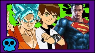 Why Ben 10 Can Beat Goku, Superman, and Pretty Much ANYONE