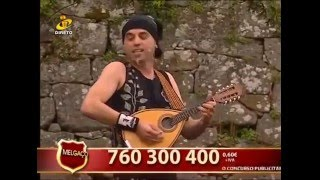 """ZÉZÉ FERNANDES """"Fadinho da Despedida"""" em Valença (Festa do Alvarinho) Contacto para Espetáculos"""