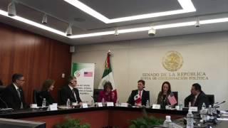 Stanton discuses trade in Mexico   Cronkite News