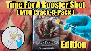 Time For A Booster Shot MTG Crack A Pack Foreign Booster Packs #2