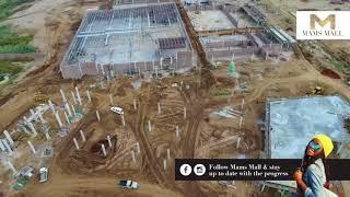 Mams Mall - Site Tour 20 April 2018