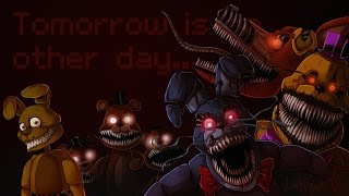 Never Be Alone Shadrow (Fnaf 4 song)- Nightcore