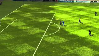 FIFA 14 iPhone/iPad - Razz FC vs. Manchester Utd