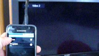 Galaxy S RCA  Cable Solution