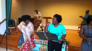 Seigneur Descends et Manifeste Ta Puissance - Groupe Psaumes 150   Culte du 31 Mai 2015