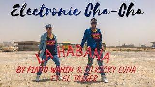 La Habana by Pinto Wahin & DJ Ricky Luna Ft. El Taiger | Zumba® Fitness | Masterjedai